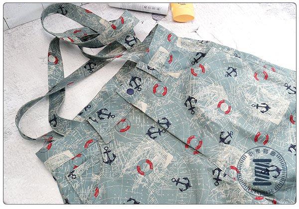 ✿小布物曲✿ 手作日系吊帶短褲 100%純棉布花 吊帶可拆當短褲 潮流  海軍 復古