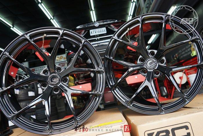 """BC RZ-21 Wheels 20"""" BMW X6 單片鍛造客製化 各尺寸對應車款歡迎詢問 搭配威斯登輪胎 / 制動改"""