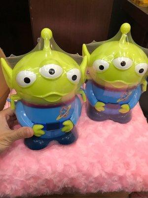 現貨 三眼怪 糖果 玩具總動員 糖果桶 迪士尼樂園 有背帶 刷具桶 另售 達菲 雪莉玫 Duffy 史黛拉兔