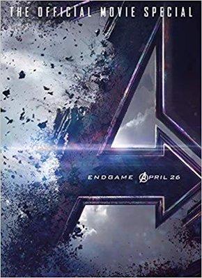 復仇者聯盟4終局之戰 Marvel's Avengers Endgame Official Movie Special 訂