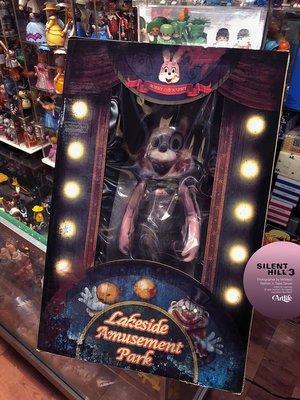 ArtLife @ GECCO Silent Hill 3 日版 初回限定 Rabbit 沉默之丘 粉紅 血腥殺人兔