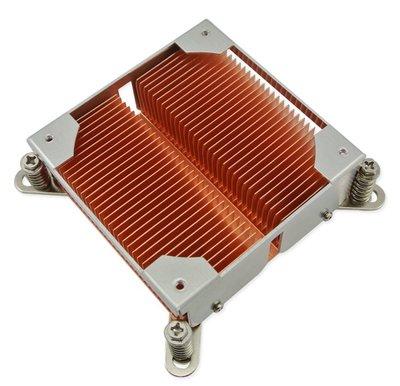 Sett intel 2U 1150 1366 2011純銅CPU服務器散熱器電腦風冷風扇閆妍彩妝