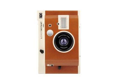 【eWhat億華】Lomography Lomo Instant Camera Sanremo 拍立得 類 MINI90 【單機 棕色】公司貨【2】
