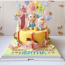 【Connie's Home Sweets】百日宴蛋糕專門店 生日蛋糕專門店 小朋友蛋糕專門店 手工蛋糕 100 days cake birthday cake
