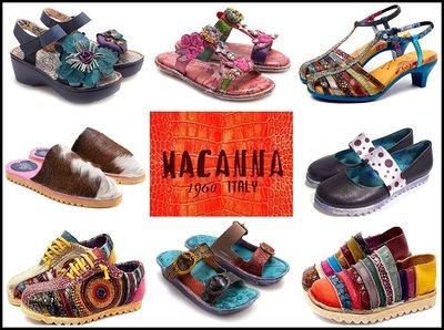 ??美國Queeni❤Shop  正品  義大利Macanna 麥坎納 短靴 JP25號