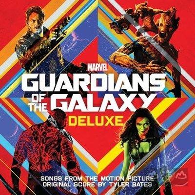 【黑膠唱片LP】星際異攻隊-電影原聲帶 Guardians of the Galaxy (2LP)---8731088