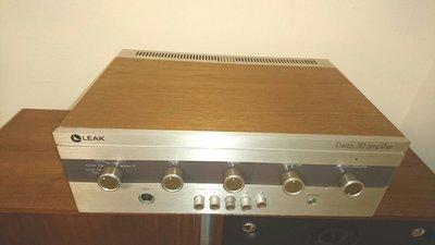 英國製. LEAK Delta 30 amplifier