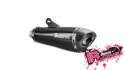 ♚賽車手的試衣間♚ Akrapovic® BMW R NINET RACE S-B12SO17-HBRBL 尾段 蠍子管