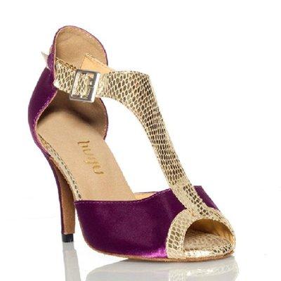 5Cgo~鴿樓~會員有  25688696627 女式拉丁舞蹈鞋 摩登廣場交誼跳舞鞋子 軟