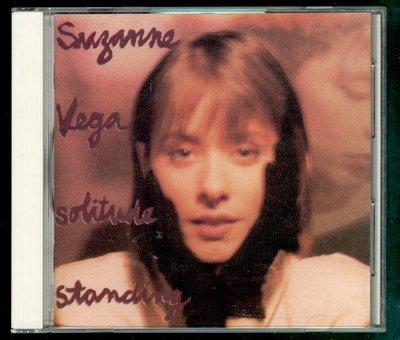 SUZANNE VEGA - Solitude Standing【80歐舞】(日版) a61 Luka