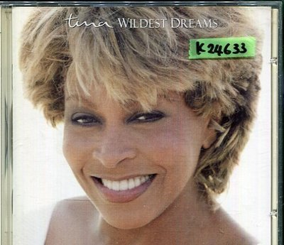 *真音樂*TINA TURNER / WILDEST DREAMS 二手 K24633
