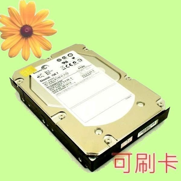 5Cgo【現貨5】希捷Seagate 15K.7 ST3300657SS/P 300GB 3.5吋SAS伺服器硬碟 含稅