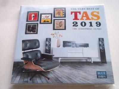 音樂居士*Te新款其它音樂類型中國大陸 Very Bet of TAS 2019 CD