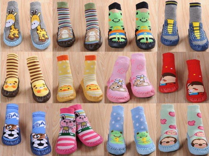 螃蟹車襪學步鞋襪 連襪防滑假鞋襪/室內鞋/地板襪子 kimiss【2WC045】
