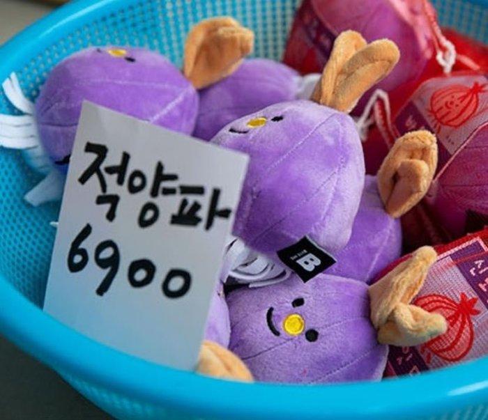 貝果貝果 韓國 BITE ME 蔥蔥妹(可藏食)【T995】