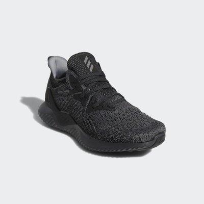 # Adidas Alpha Bounce Beyond 愛迪達 雪花 百搭 休閒 運動 男鞋 AQ0573 YTS