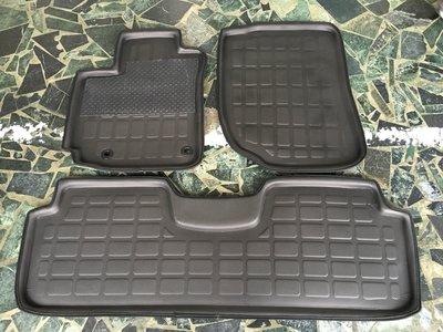 TOYOTA豐田-前後座立體地墊 腳踏墊 防水腳踏墊 ALTIS 11代 11.5代 十一代 13年10月-17年適用