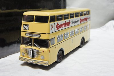 【超值特價】1:43 Minichamps Bussing D2U Doornkaat 雙層巴士 ※限量500台※
