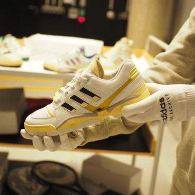阿迪達Adidas  Consortium x Highs & Lows聯名款網球實戰男板鞋