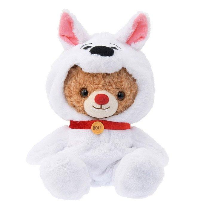 代購現貨  日本東京迪士尼Unibeasity毛絨玩偶專屬服裝(不含玩偶)