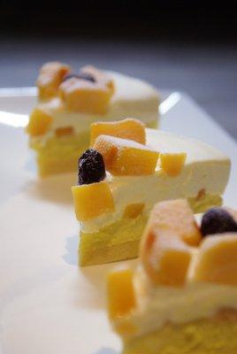 【Cheese&Chocolate.】森乳酪蛋糕-金色芒果(生乳酪)/10