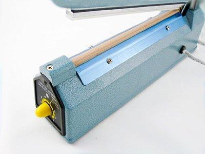 【順寶包裝】※桌上型封口機※(30cm/壓線2mm) 1850元 真空袋.手壓封口機.食品袋