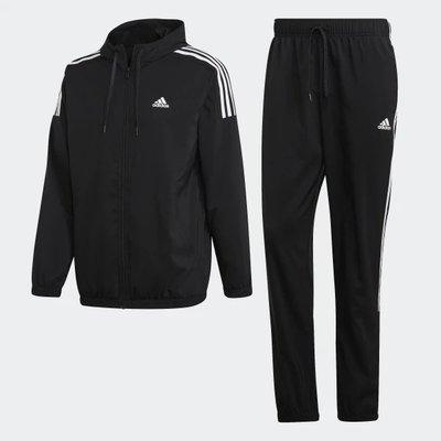 沃皮斯§限時65折 Adidas Track Suit 連帽外套 長褲 套裝 (一套)EB7651
