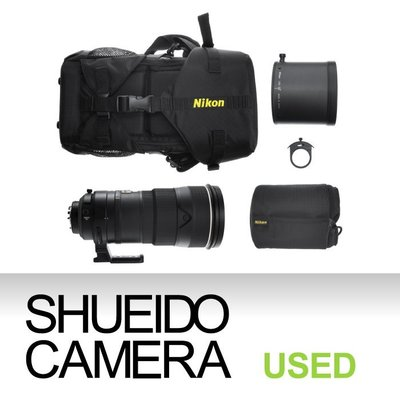 集英堂写真機【3個月保固】中古極上品 / NIKON AF-S 300mm F2.8 G VR ED IF 鏡頭9272