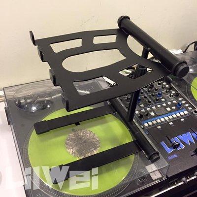 Night Club DJ 用 筆電架 黑色 可折疊 Scratch Serato Traktor 可用 現貨