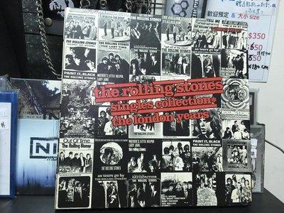 限量 3CD Box 如新 進口 The Rolling Stones London yeas
