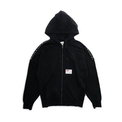 日本代購 VANS AP GRAVEL FLC ZIP HOOD FUA820141 拉鍊連帽外套(Mona)