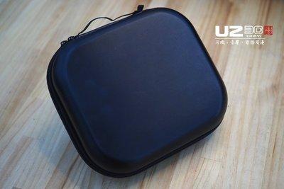 方形耳機收納硬盒【U2嚴選】Ucase01 參考 EPCASE11 M50 PRO700 M50X 鐵三角 耳機硬殼