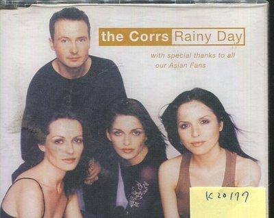 *真音樂* THE CORRS / RAINY DAY 二手 K20177