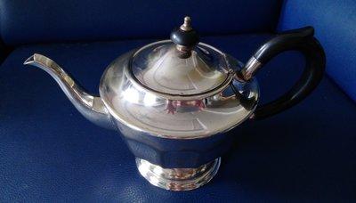 49英國鍍銀茶壺 Vintage Silver Plated teapot