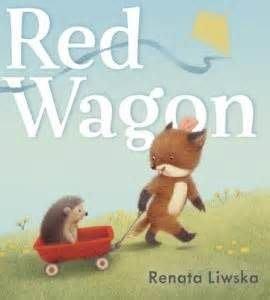 * 英文繪本 / 英文童書 * RED WAGON 硬頁書