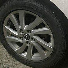 "馬自達5鋁圈16吋2014 MAZDA5馬5送16""輪胎MAXXIS MA-501 205/55R16 MAZDA3馬3"