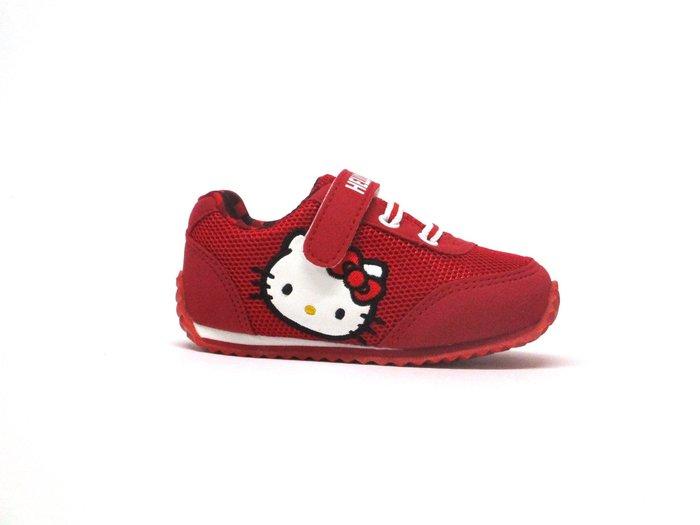 【719867】☆.╮莎拉公主❤超可愛~ Hello Kitty 凱蒂貓女童鞋/娃娃鞋/運動鞋13.5~16.5 CM