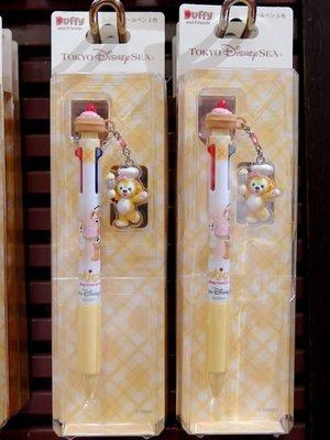 Ariel Wish預購-日本東京迪士尼2020達菲熊Duffy廚師曲奇安曲奇狗狗Cookie Ann原子筆三色筆附吊飾