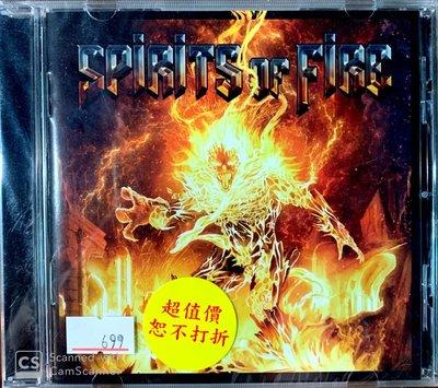 【搖滾帝國】英國重金屬(Heavy Metal)樂團 SPIRITS OF FIRE -Spirits Of Fire