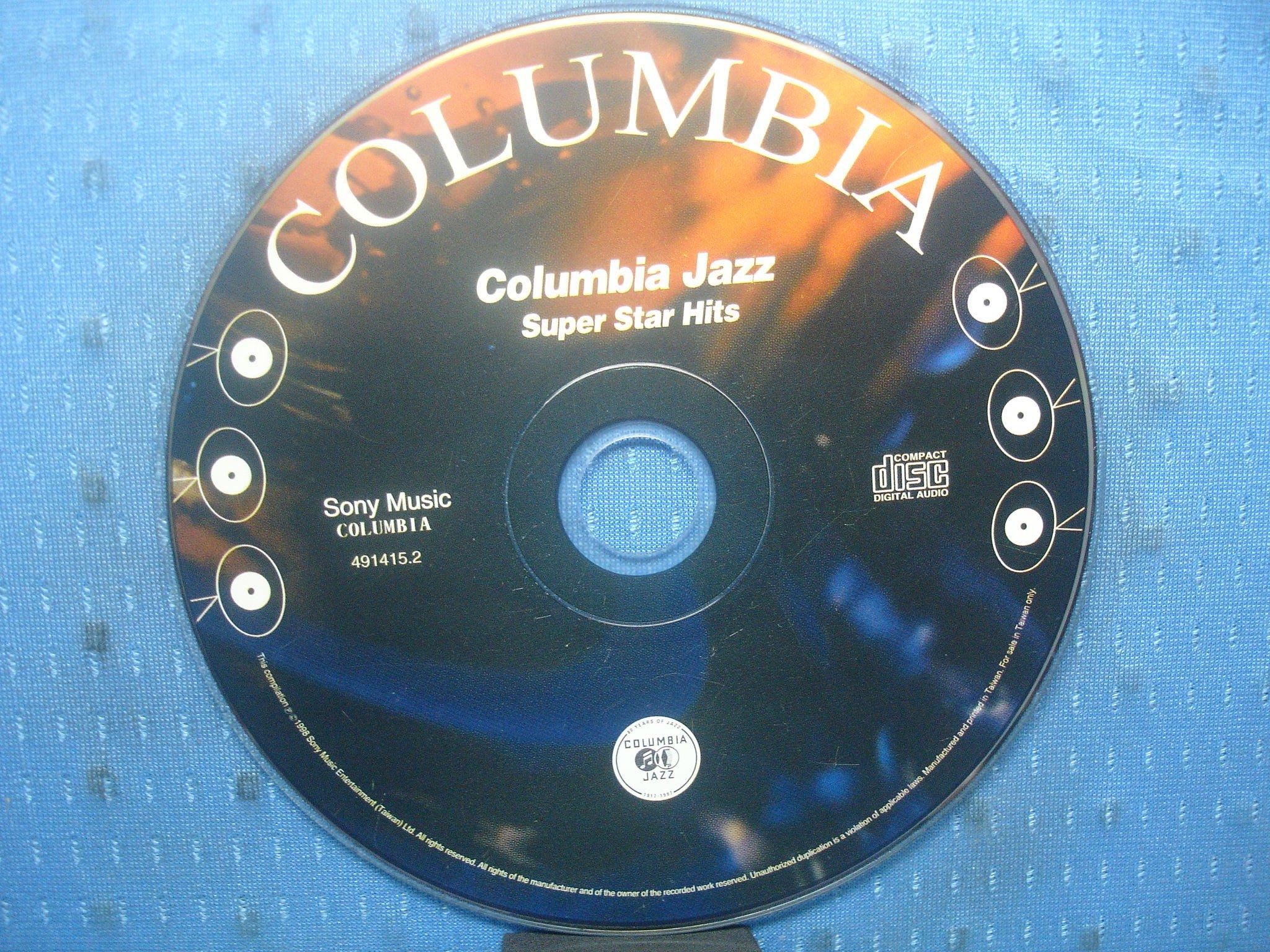 [無殼光碟]IP COLUMBIA JAZZ Super Star Hits