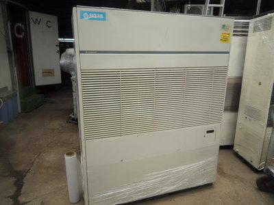 543二手貨-日立10噸水冷式冷氣  落地式箱型冷氣