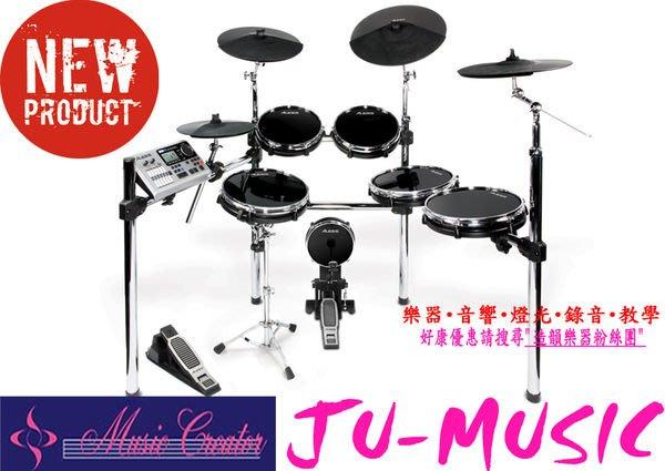 造韻樂器音響- JU-MUSIC - 最新 ALESIS DM10 X Kit 真實 鼓皮 電子鼓 另有 Roland XM YAMAHA