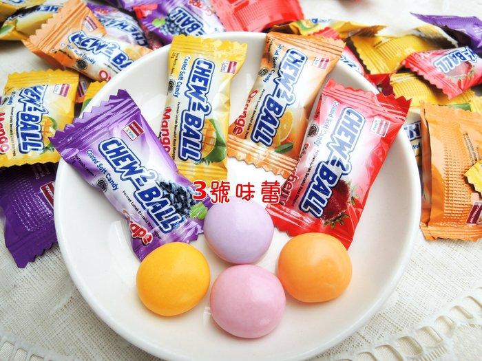 3號味蕾 團購網~蘇格蘭軟糖3000公克(薄荷、綜合水果) kino SMILE MINT 脆皮水果軟糖