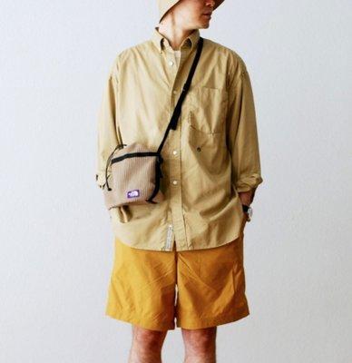 THE NORTH FACE 紫標 Mesh Bucket Shoulder Bag 編織水桶包。太陽選物社