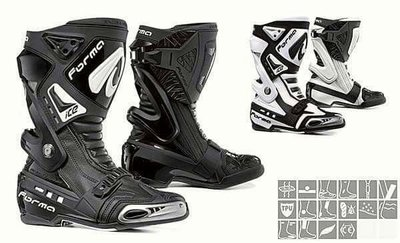 正義大利名牌 FORMA 出品頂級賽車靴 ICE FLOW!!賽車靴 賽車鞋