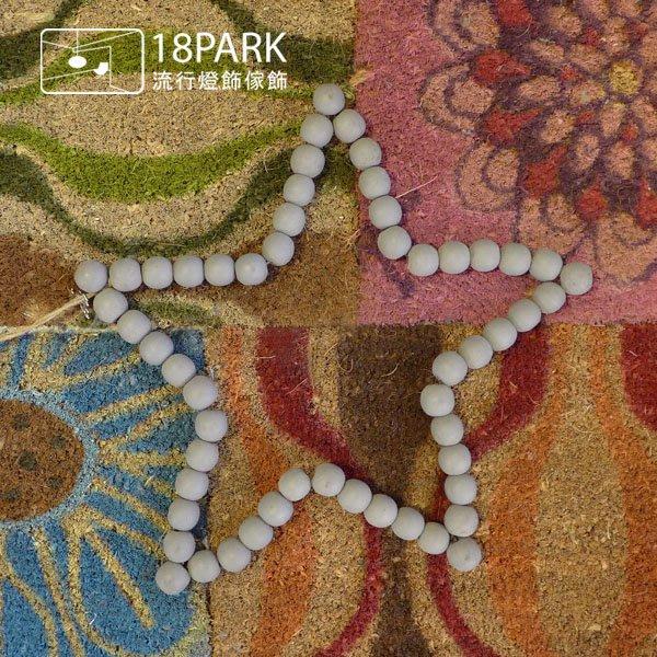 【18Park 】象徵意義 Vintage [ 珠珠星掛飾 ]