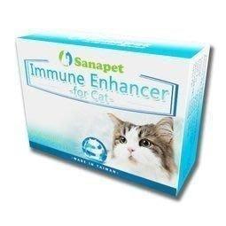 免運 桑納沛 貓體健 Immune Enhancer for Cat 60顆膠囊 (貓用)