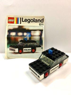 70年代懷舊 LEGO 車仔系列。全部連說明書,齊件,無盒。what you see=what you get。樂高