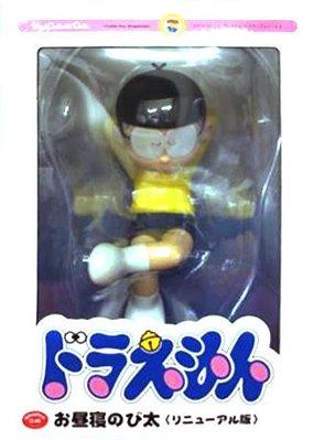 日本正版 Medicom Toy VCD 哆啦A夢 大雄 午睡 再版 模型 公仔 日本代購