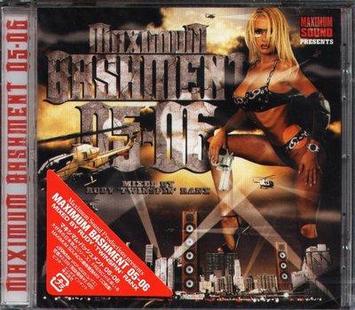 K - Maximum Bashment 05-06 - 日版 - NEW  Red Rat Lukie D JUDAS